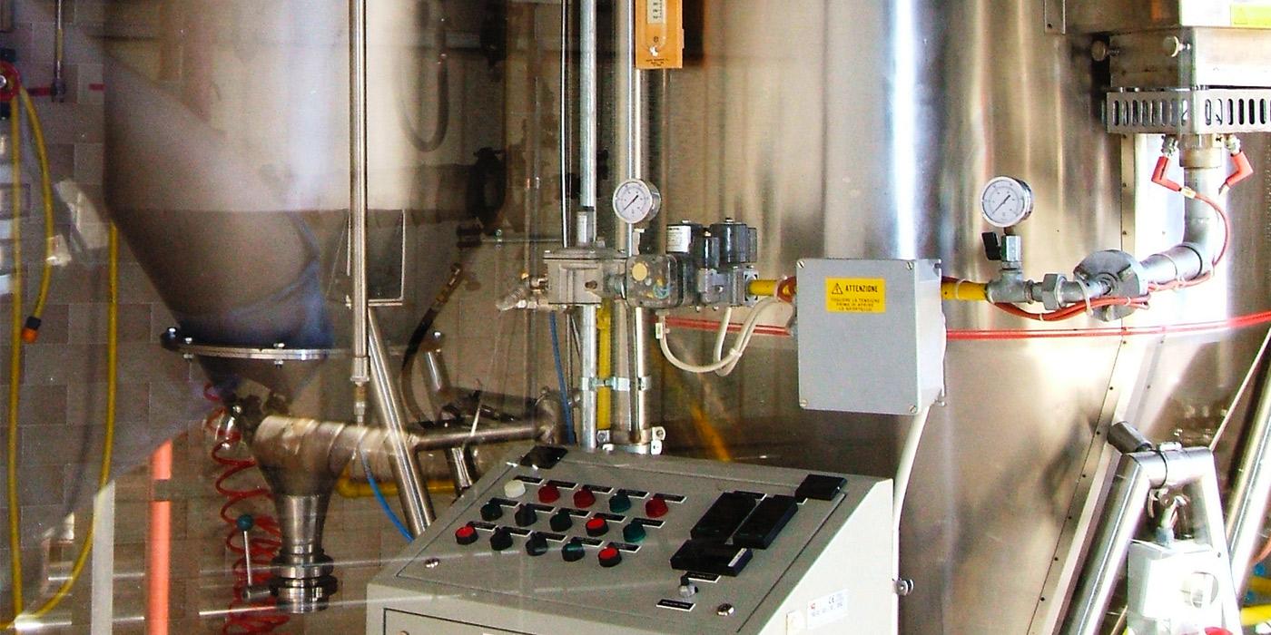 Apparecchiature di laboratorio Real Aromi